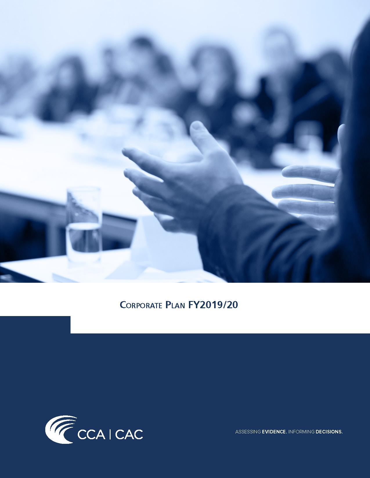 corporate publication cover